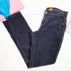 Pilcro & The Letterpress Corduroy Skinny Pants 28